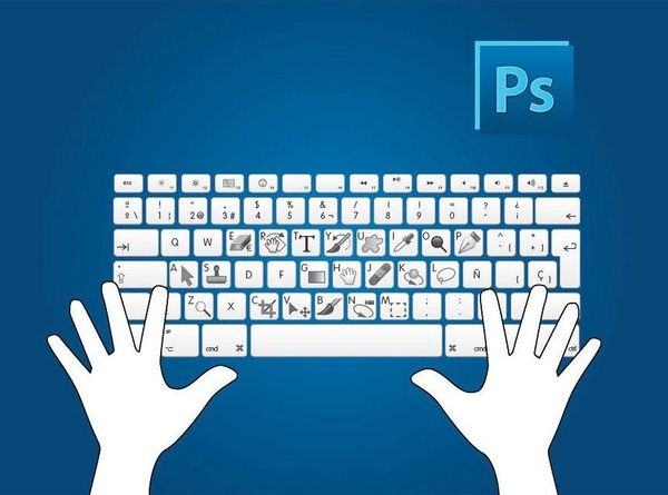 Photoshop Keyboard Shortcuts funny
