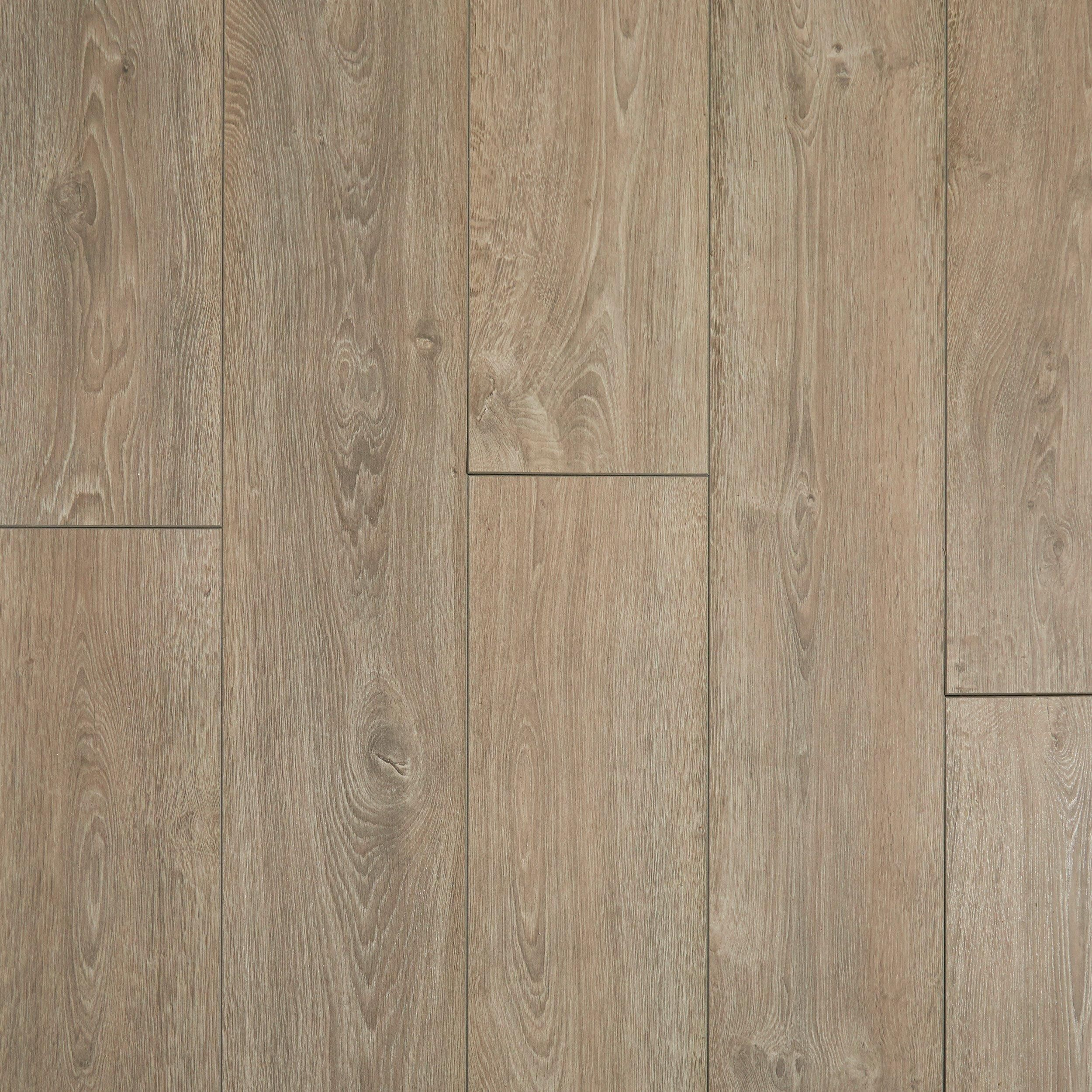 French Oak Gray Water Resistant Laminate Types Of Flooring Tile Floors