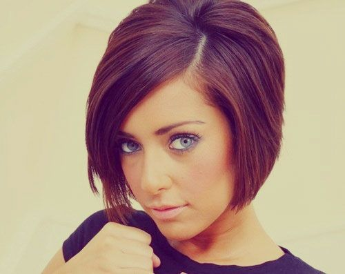Pin by Chantelle Hunter on Fall Bob styles | Pinterest | Centre et ...