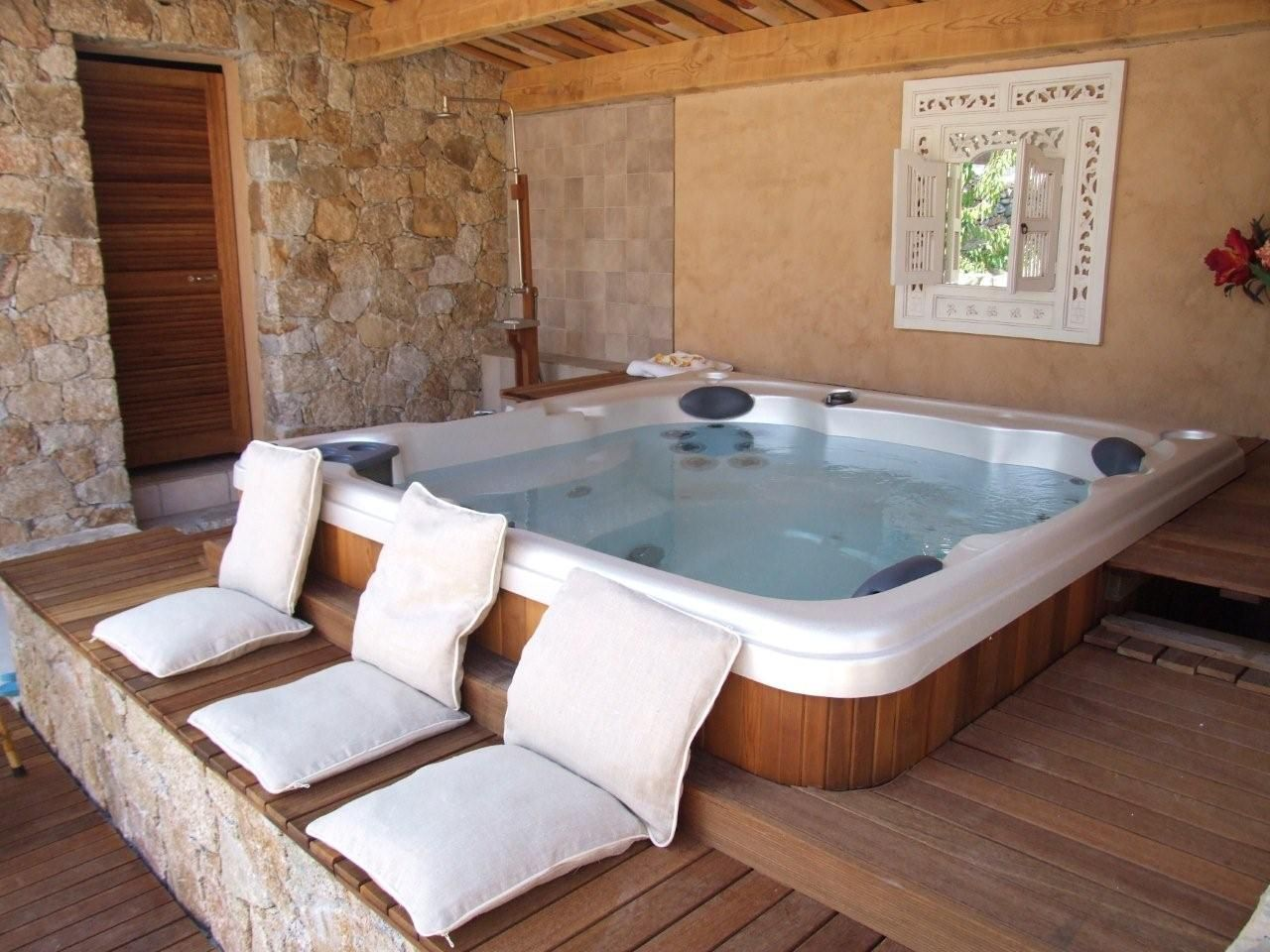 Jacuzzi Tuin Ingraven : Pin by david dangelo on hot tubs spa jacuzzi and bath