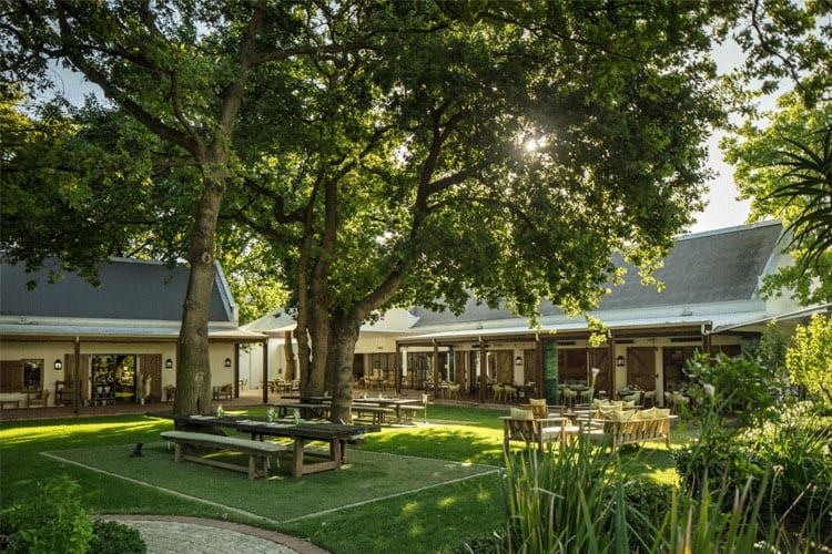 Pierneef A La Motte Restaurant At La Motte Wine Estate Franschhoek South Africa In 2020 House Styles Architecture Mansions