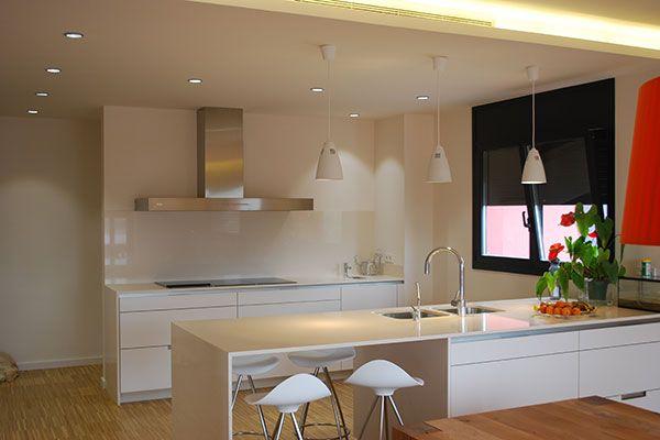 Iluminacion led cocina buscar con google for Iluminacion cocina led