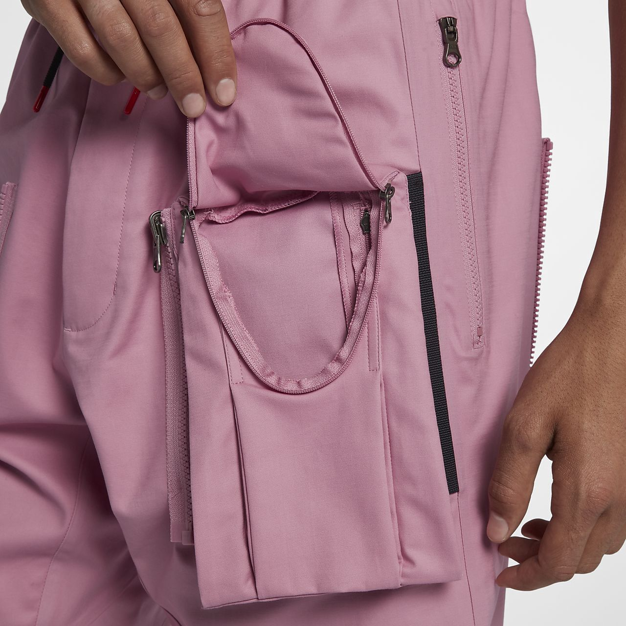 49d20e206e Nike Lab Acg Deploy Men's Cargo Shorts - S Pink | Products | Shorts ...