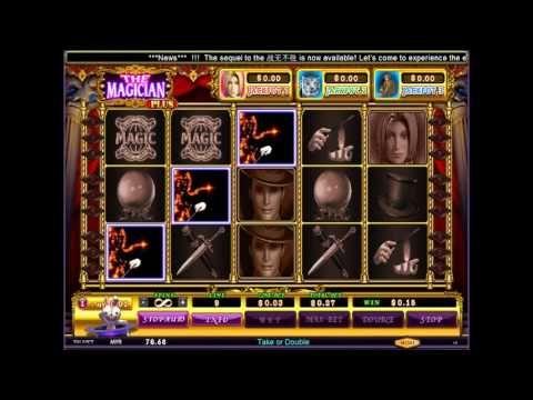 WIN BIG Jackpot with THE MAGICIAN slot game | Clubsuncity Online Casino  Malaysia | Bigchoysun.