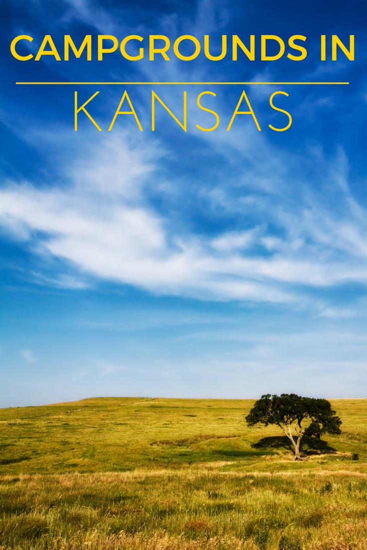 Awesome Spots For Camping In Kansas Camping Locations Grand Canyon Camping Camping World Locations