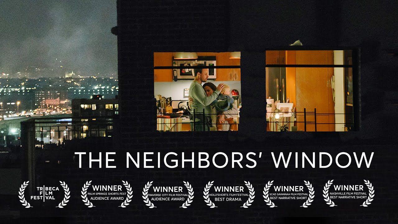 The Neighbors Window Oscar Nominated Short Film In 2020 Short Film Movie Shots Oscar Winners