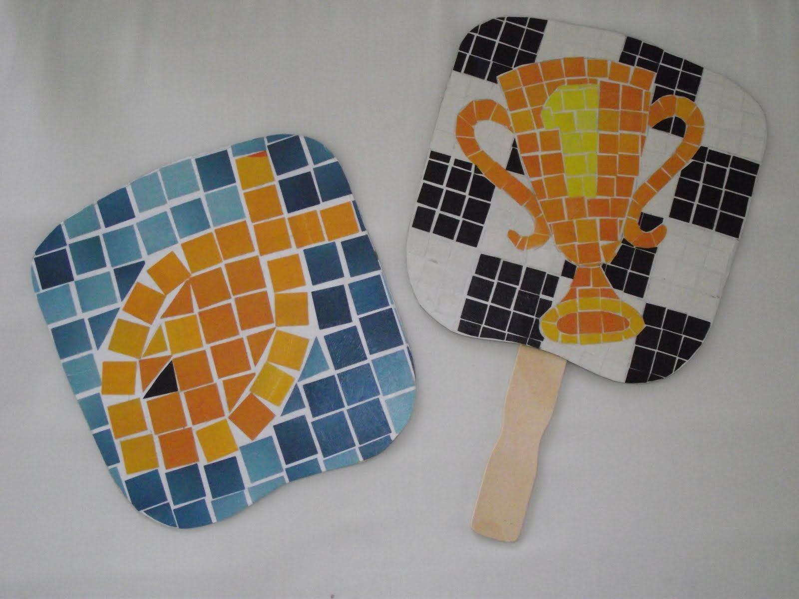 Vacation Bible School Crafts For Kids Part - 39: RECYCLED VBS CRAFT 3- CARDBOARD FAN