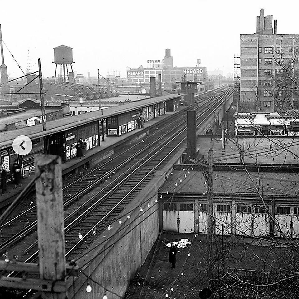 On June 6, 1892, 125 years ago today, the first elevated