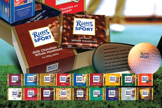 Ritter Sport Is A Brand Of Chocolate From The Alfred Ritter GmbH U0026 Co.