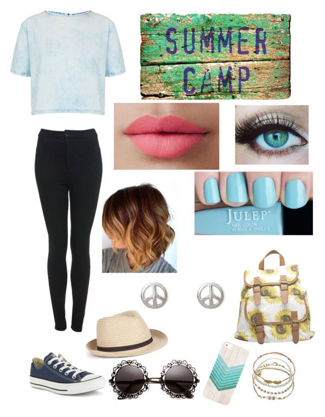 """""""school"""" by karime-gonzalez ❤ liked on Polyvore featuring Topshop, Miss Selfridge, Converse, Accessorize, Wet Seal, Sole Society, Alexia Crawford, LORAC, women's clothing and women"""