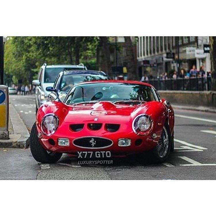 GTO In The Streets! By The Way I Know It's A Replica! Via