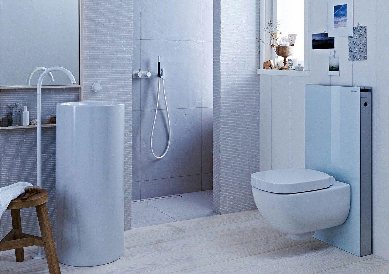Bathroom Pinspiration #White #Modern Geberit UK   Bathroom ...