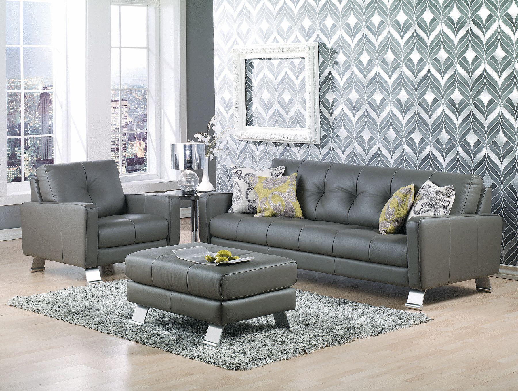 Palliser Ocean Drive Sofa, Chair & Ottoman nearly 100