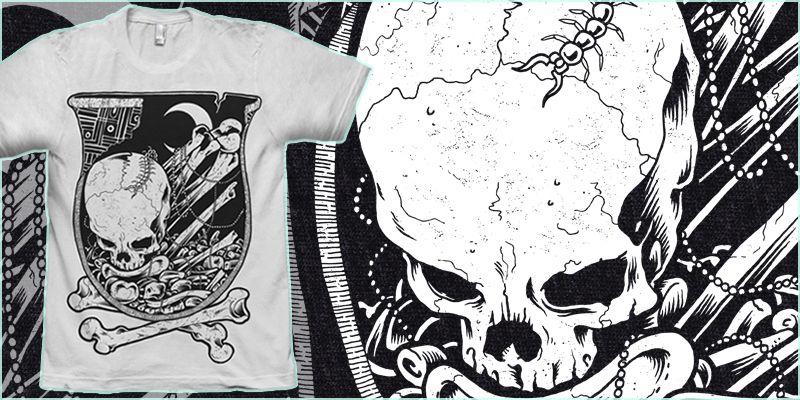 Shirt Design Places | Burial T Shirt Design By Craig Robson Places To Visit Pinterest