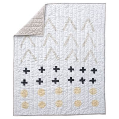 Our baby quilts are crafted with quality and care, so they'll still be around when your little one has outgrown their crib.