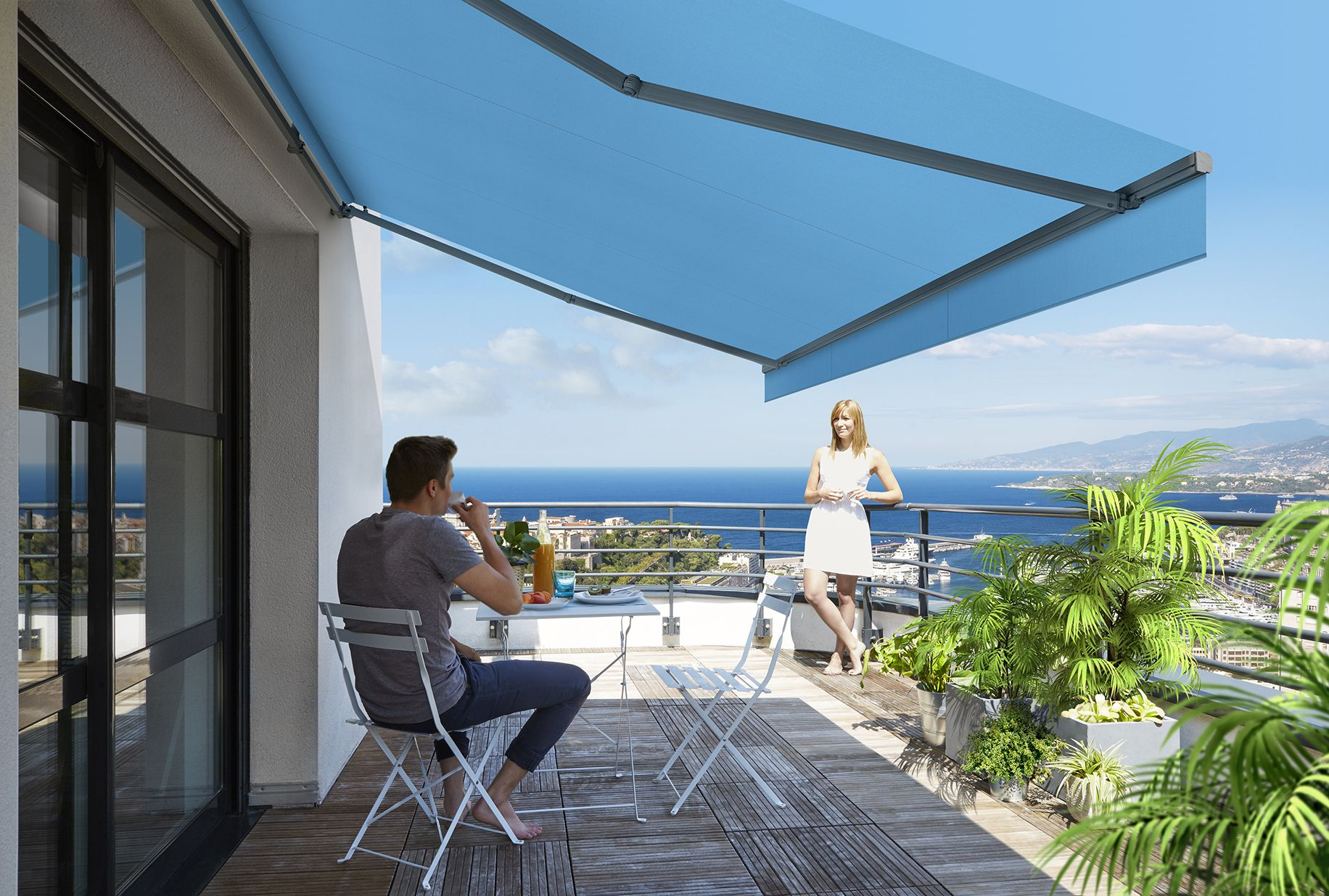 side residential arm drop window products awning com retractable awnings the lateral trieste retractableawnings