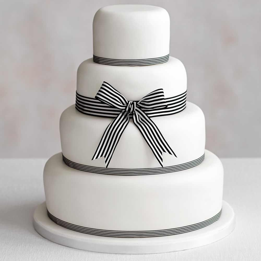 Waitrose wedding cake #weddingcakes   White wedding cake ...