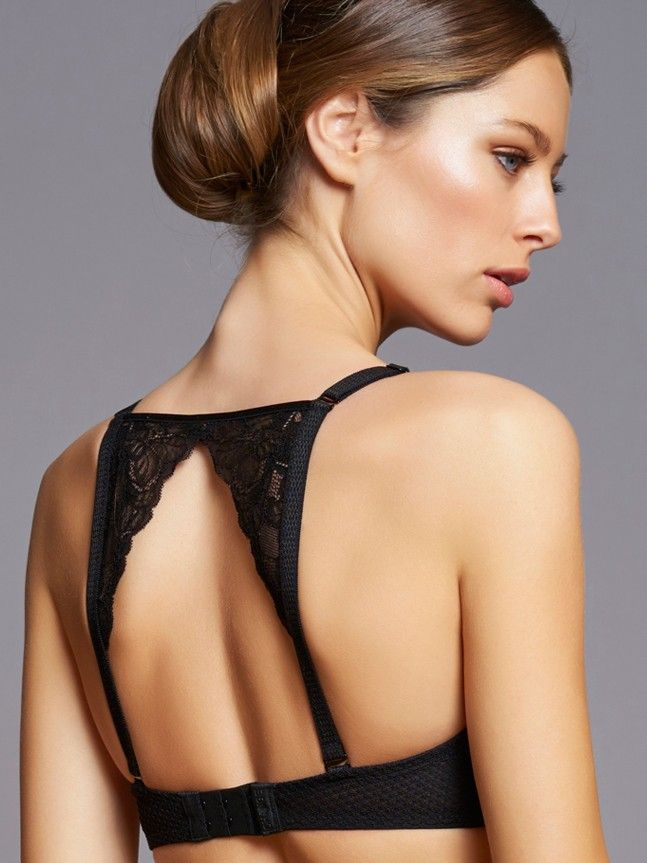 Sexy back! Julia bra from our luxury Charade luxury collection in ...