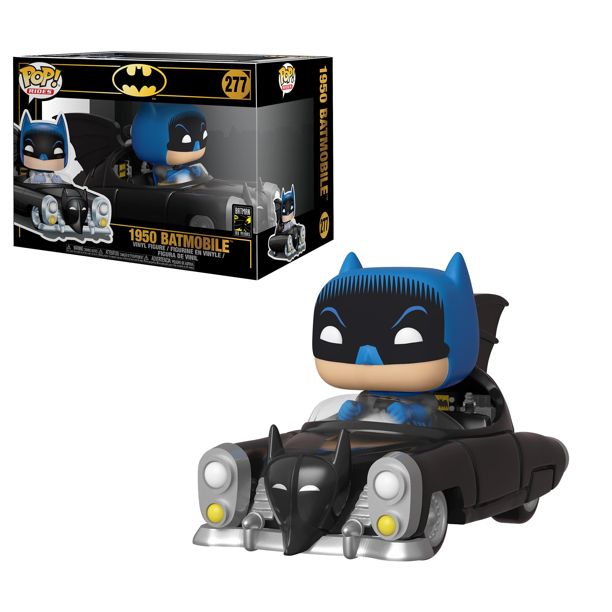 la Batgirl di Funko Pop Heroes-Batman