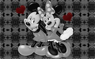 Wallpapers Disney - Mickey e Minnie | Bait69blogspot