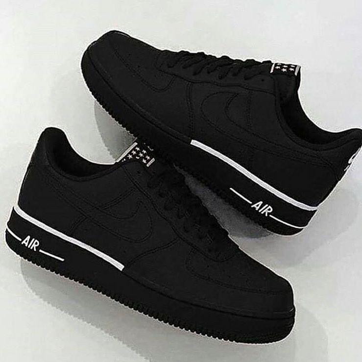 buy online 66191 24987 Nike AF1 low neon blk neon wht