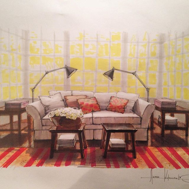 #sketch #sketchbook #sketching #design #draw #drawing #interior # Interiordesign