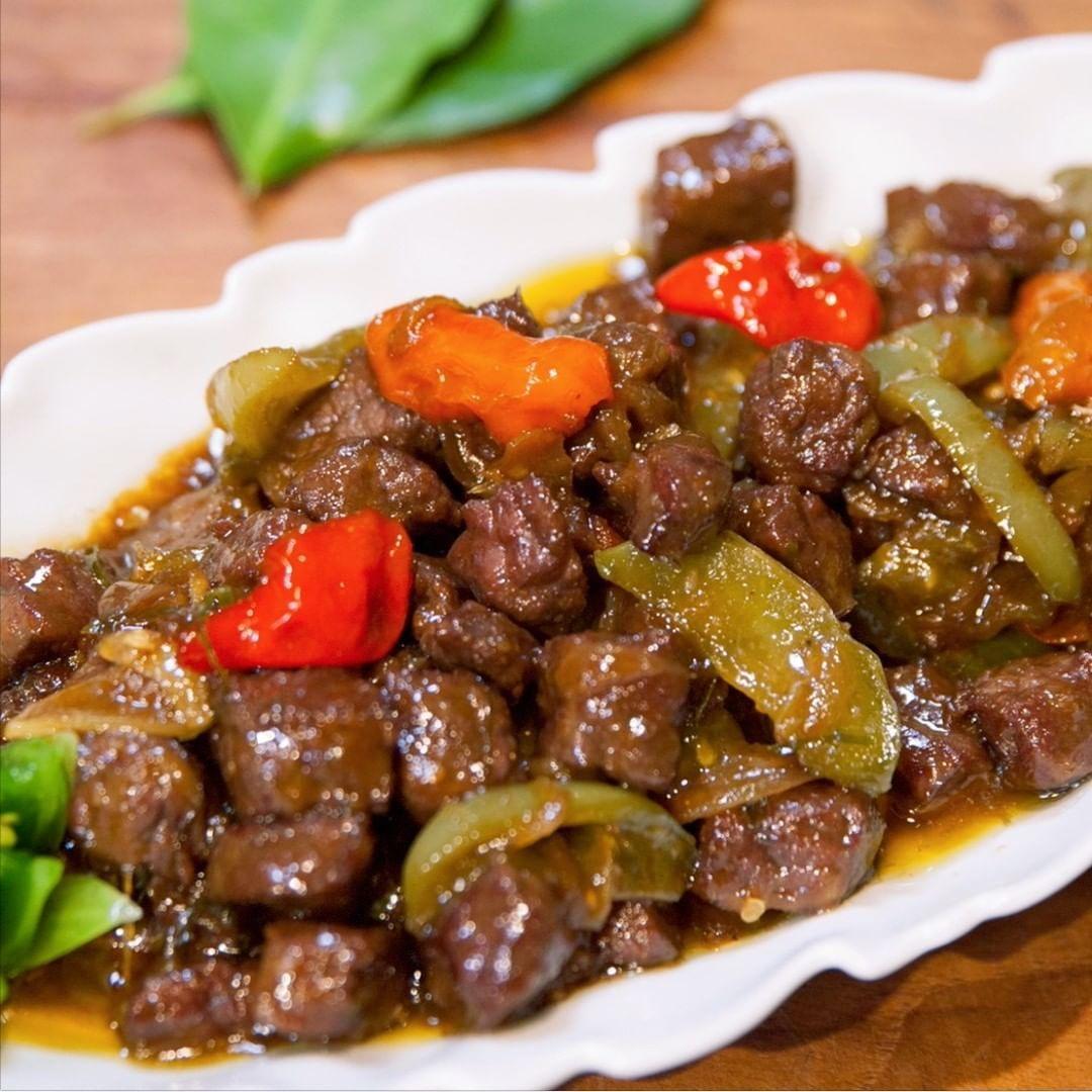 Sate Nggak Pakai Tusukan Rese Cabai Rawit Daging Sapi Resep