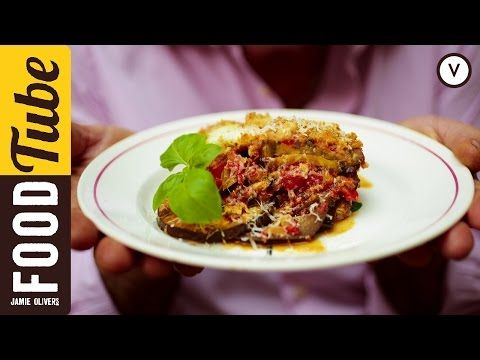 Baked aubergine parmigiana gennaro contaldo youtube food enjoy a really easy and delicious meat free feast with this spicy aubergine daal homemade chapatti recipe forumfinder Image collections