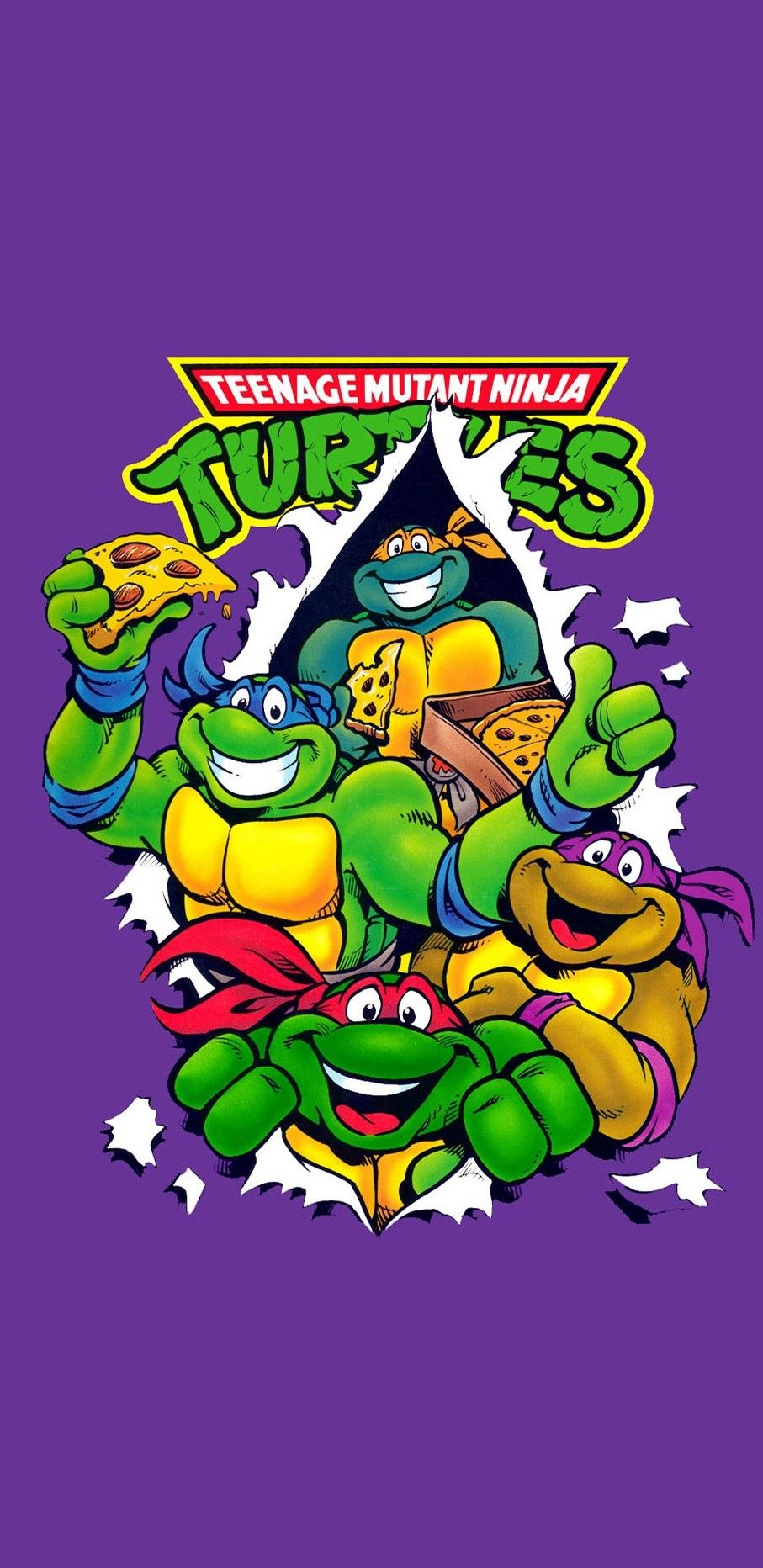Teenage Mutant Ninja Turtles Wallpaper With Images Turtle Wallpaper Tmnt Ninja Turtles