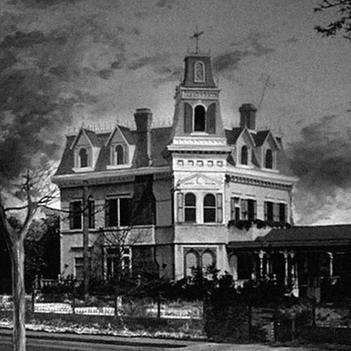 addams family house - this has been my dream house since i was