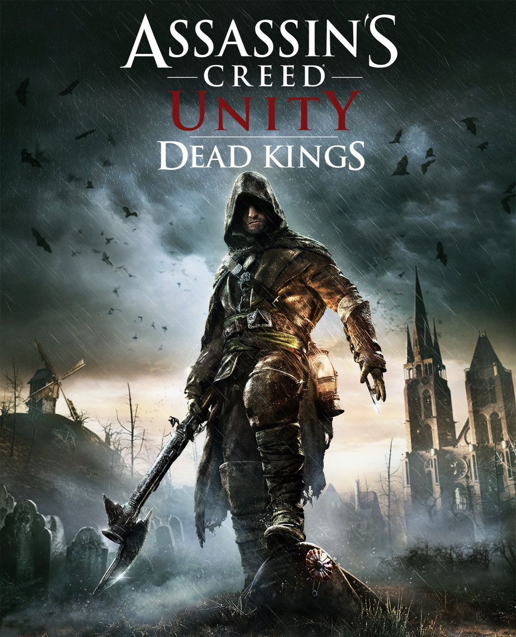 Assassin S Creed Unity Dead Kings Dlc Season Cover By