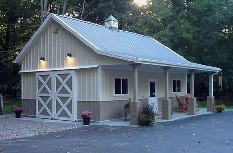 Why a Metal Building For Your Garage or Shop - Check Out THE IMAGE for Many Metal Building Ideas. 92569385 #barnhomes #shophouseplans #polebarngarage