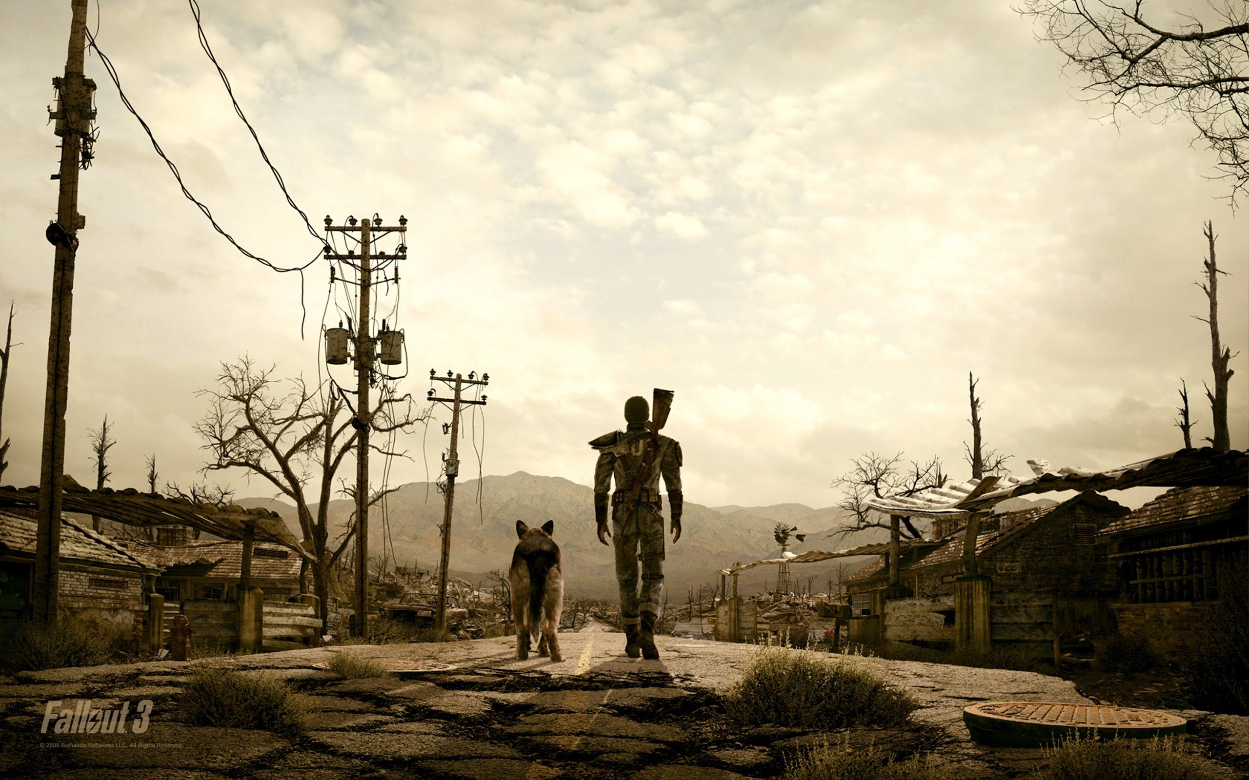 Fallout 3 Next Gen Graphics 2015 in 1080p HD Fallout