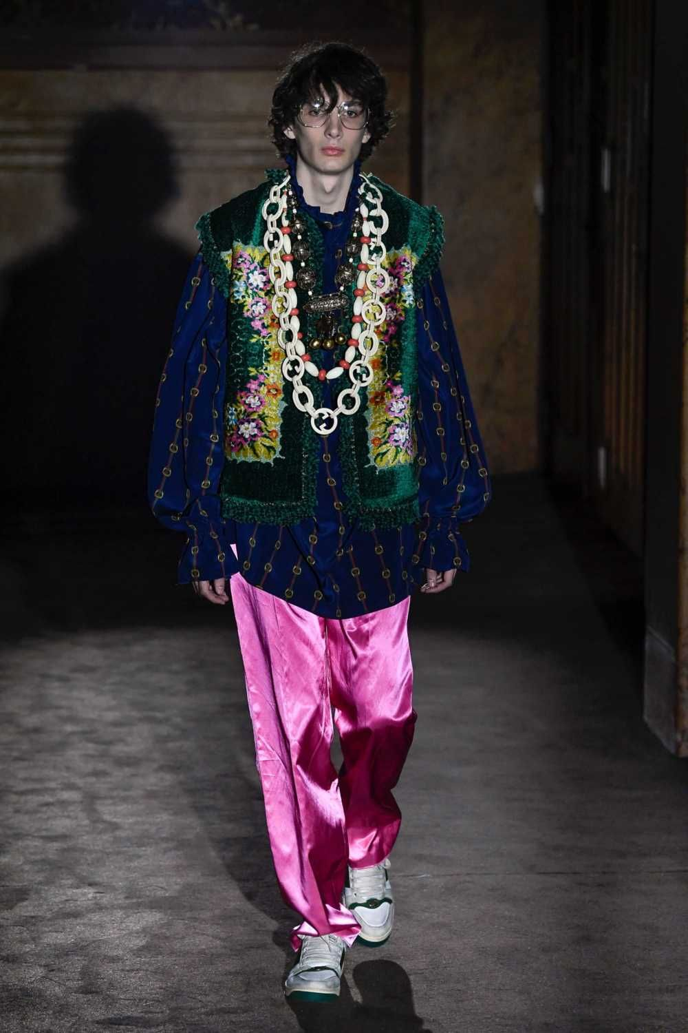 Gucci Spring-Summer 2019 Runway Show in 2018   MENS ...