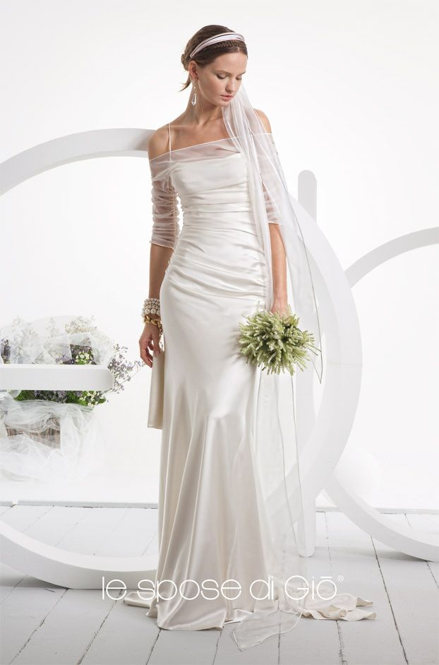 Brautkleider von Le Spose di Gio - Model No. 27 | Wedding Dreams ...