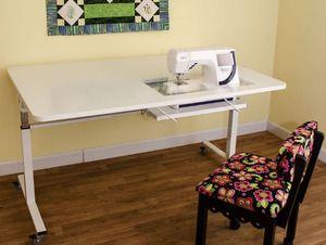 kangaroo tasmanian sewing cabinet craft cutting table 60x40 28 38h at