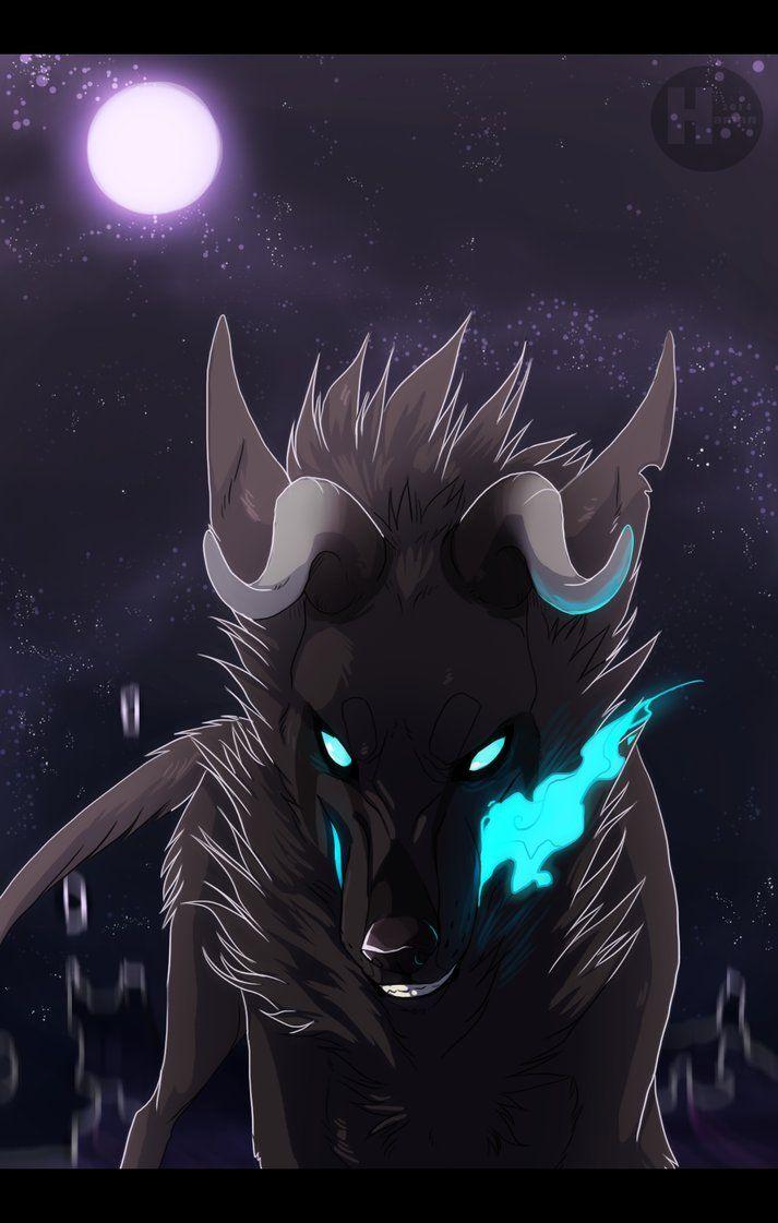 Crucify me by benjaminhaman on deviantart anime wolf in 2018 wolf anime wolf demon wolf