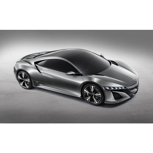 Future Vehicles - NSX