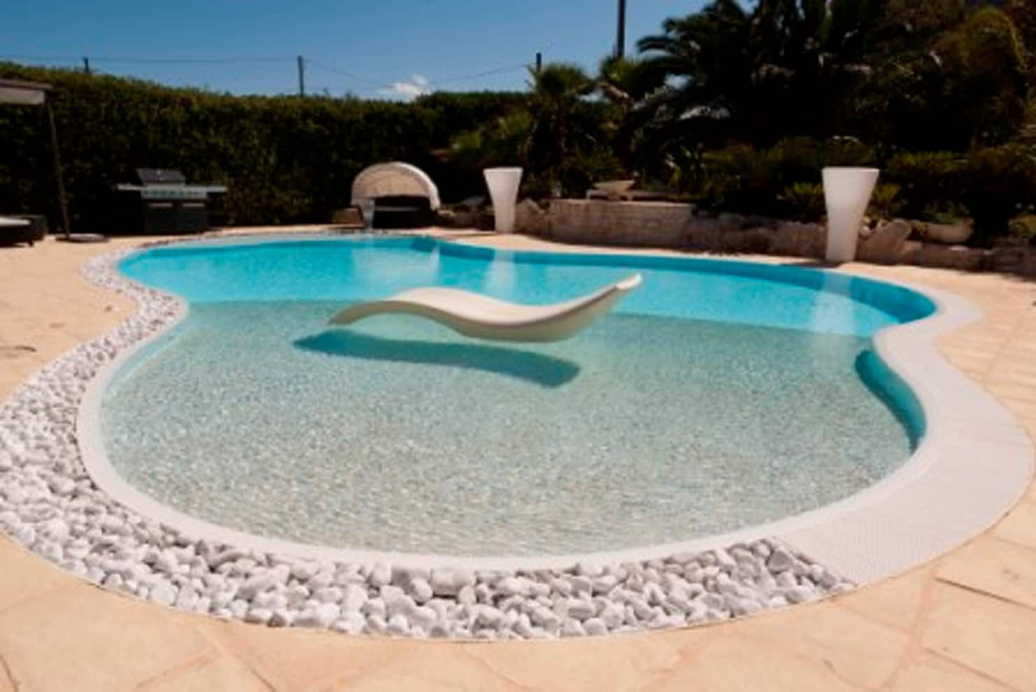Foto Di Piscine Private piscine private piscina in stile mediterraneo di acquaform