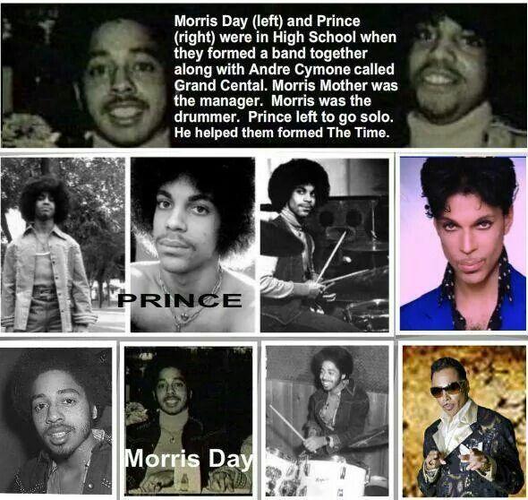 Prince & Morris Day (cool)