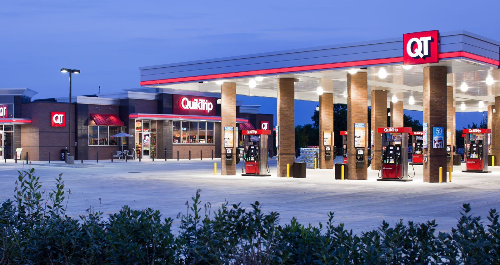 The Truth About Working For QuikTrip Mansions