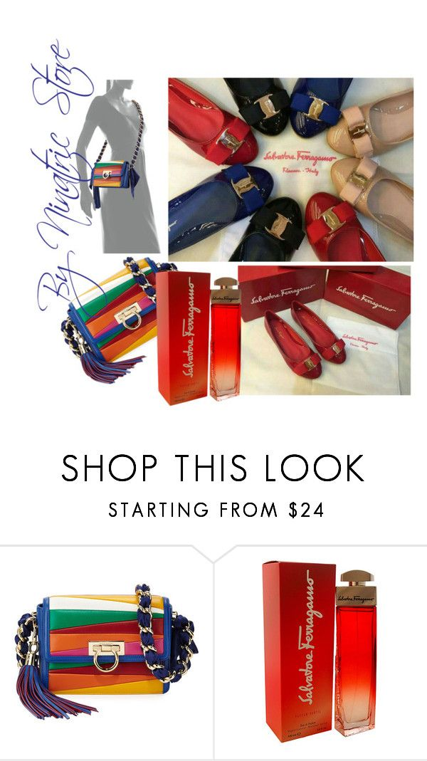 """""""New Collection Salvatore Ferragamo shoes"""" by nurinur ❤ liked on Polyvore featuring Salvatore Ferragamo"""