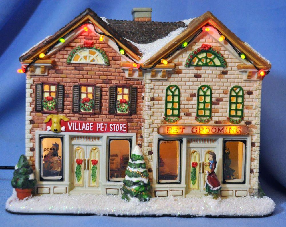 """St. Nicholas Square Village """"PET SHOP"""" Store & Grooming"""
