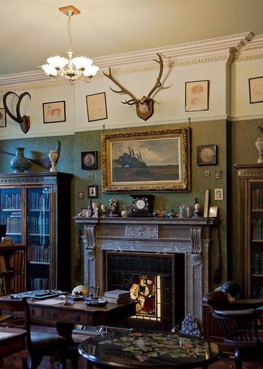 Decor Design Review English Interior English Decor Hunting Lodge Decor