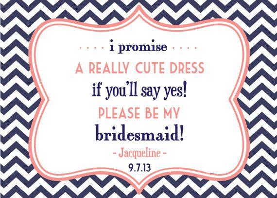 Photo of Artikel ähnlich 10 Karten – Willst du meine Brautjungfer einladen …