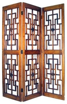 Chinese Screens Room Dividers Inch Room Divider Modern
