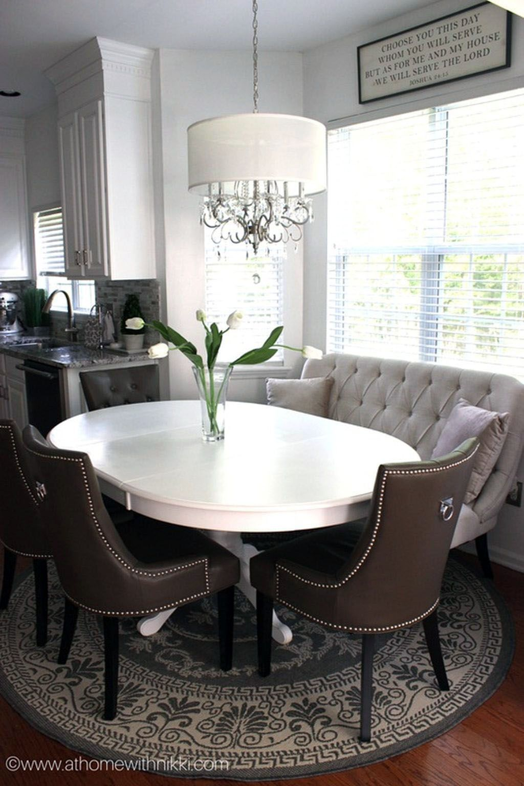 8 Small Kitchen Table Ideas For Your Home Dining Room Layout Room Layout Dining Room Decor