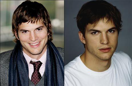 Ashton Kutcher Plastic Surgery For Nose Jobs | Before n