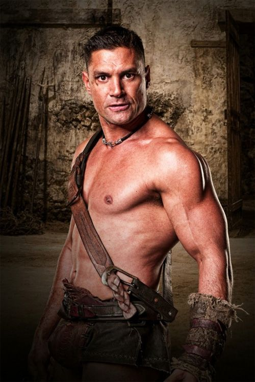 Spartacus men Nude Photos 71