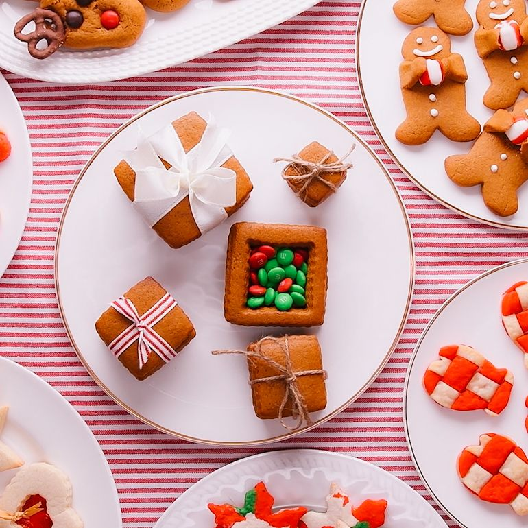 7 Creative Cookie Creations To Sweeten Up The Holidays